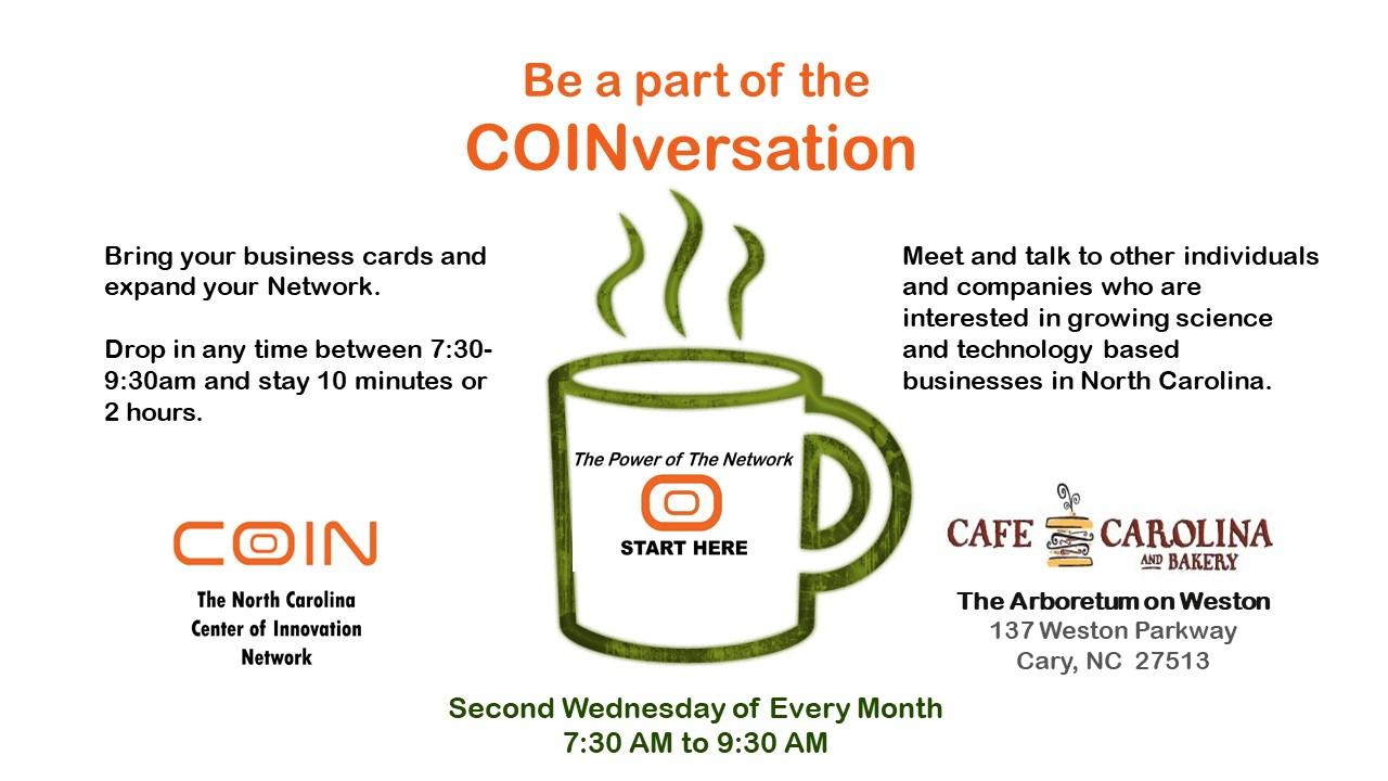 Monthly COINversation | Symply Done Web Design