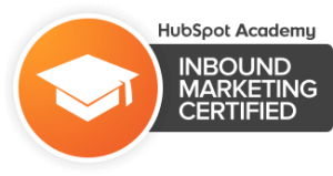 Symply Done HubSpot Inbounbd Marketing Certification