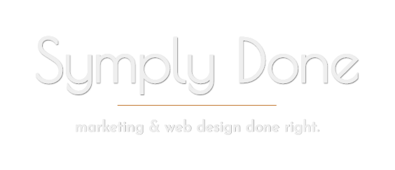 Symply Done Web Design