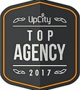 Symply Done UpCity Top Agency 2017 Award