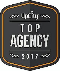Symply Done UpCity Top Agency 2017 Award